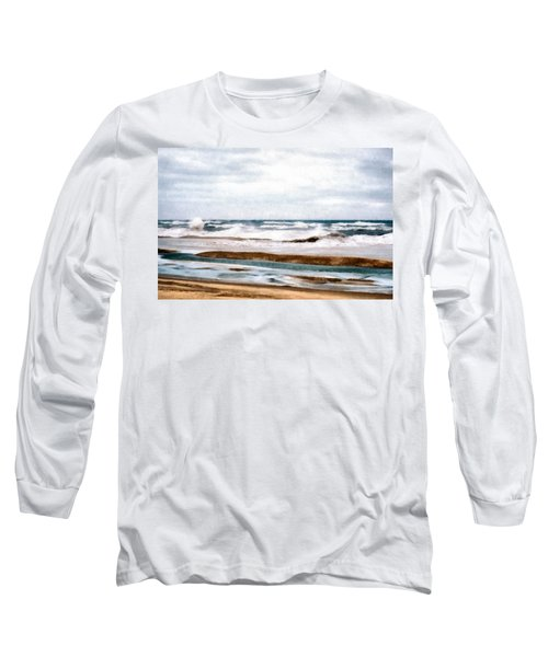 Winter Shore Long Sleeve T-Shirt