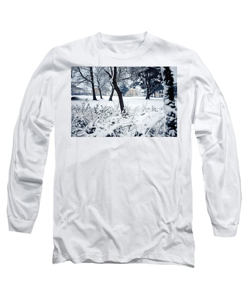 Winter's Blanket Long Sleeve T-Shirt