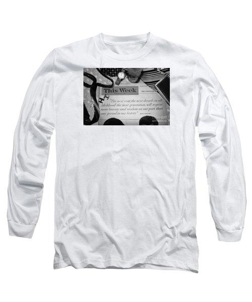Wisdom Long Sleeve T-Shirt