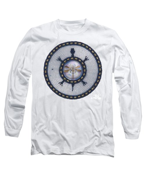 Wishing Pond Turtle Long Sleeve T-Shirt