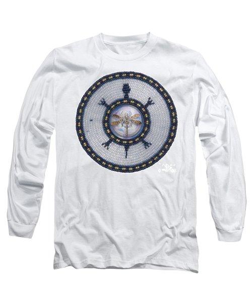 Wishing Pond Turtle Long Sleeve T-Shirt