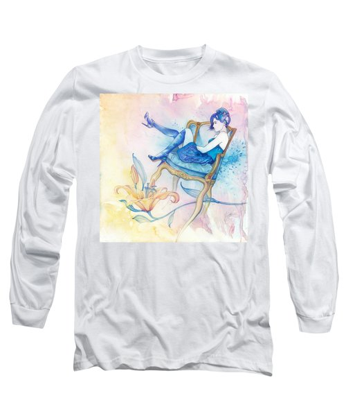 With Head In The Clouds Long Sleeve T-Shirt