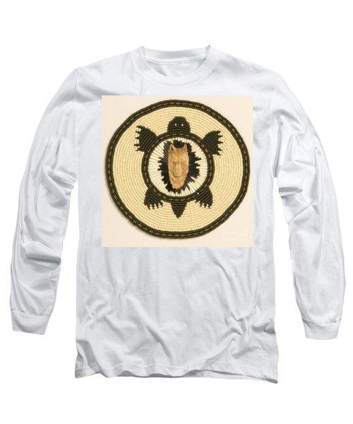 Wolf Turtle Long Sleeve T-Shirt