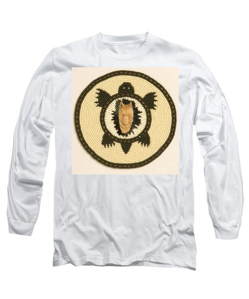 Wolf Turtle Long Sleeve T-Shirt