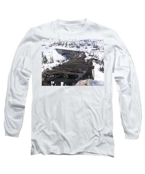 Wood Bridge Long Sleeve T-Shirt