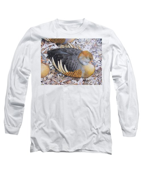 Woody's Duck Long Sleeve T-Shirt