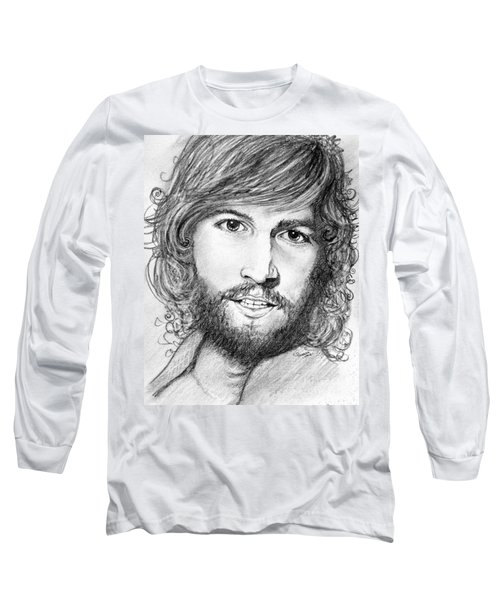 Barry Gibb  Long Sleeve T-Shirt