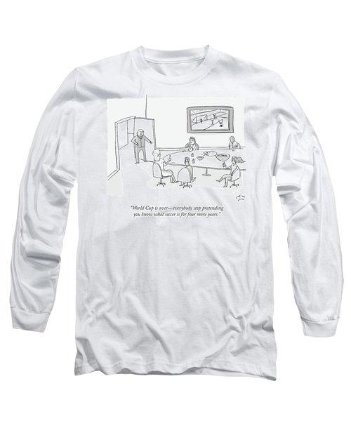 World Cup Long Sleeve T-Shirt