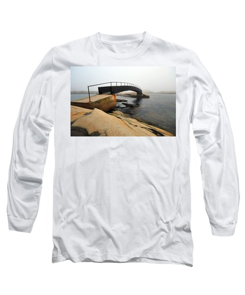 World's End 3 Long Sleeve T-Shirt by Randi Grace Nilsberg