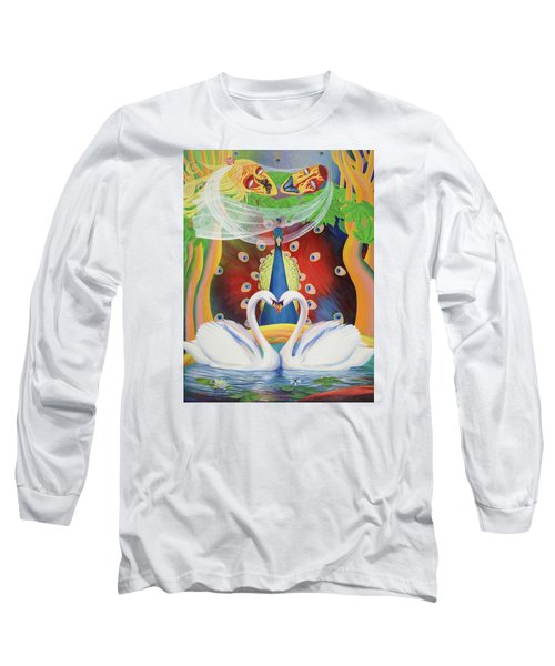Wrapped In Love Long Sleeve T-Shirt