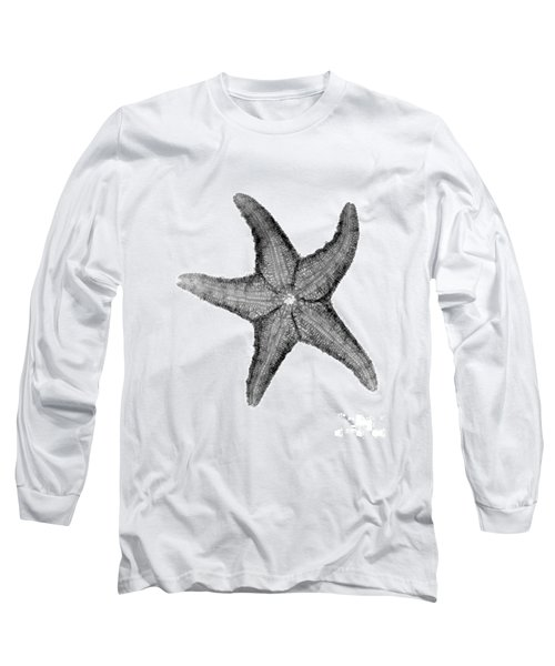 X-ray Of Starfish Long Sleeve T-Shirt