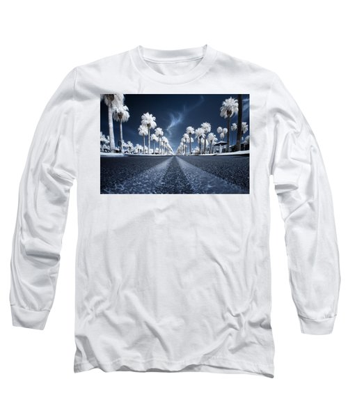 X Long Sleeve T-Shirt by Sean Foster