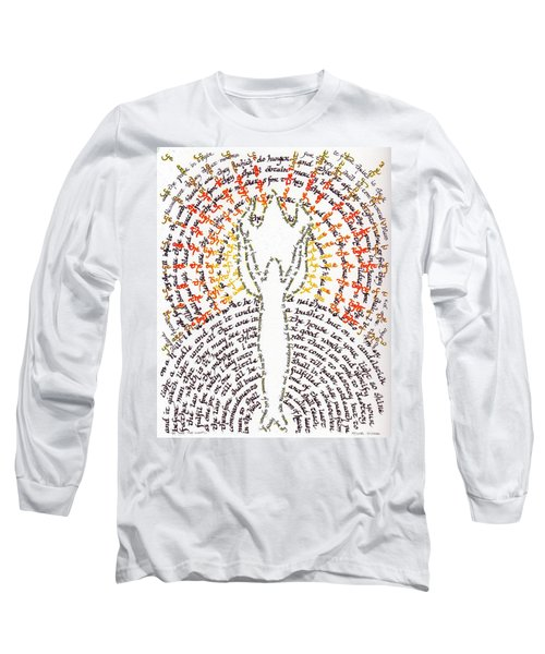 Ye Are The Light Of The World Long Sleeve T-Shirt