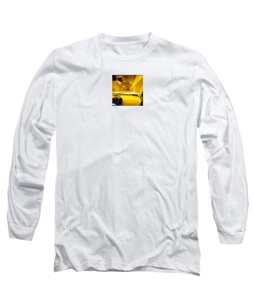 Yellow Tubes Long Sleeve T-Shirt