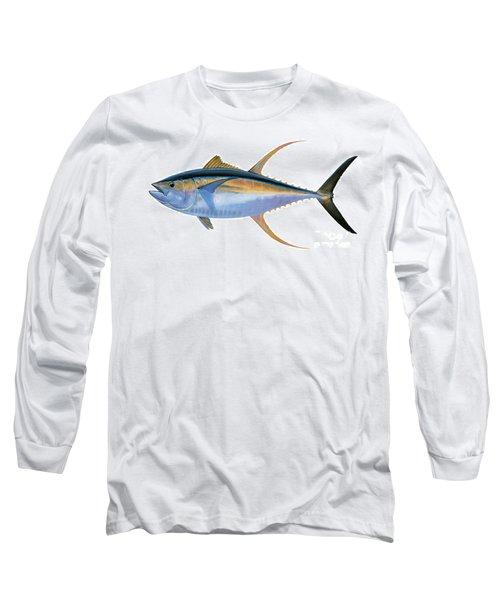 Yellowfin Tuna Long Sleeve T-Shirt