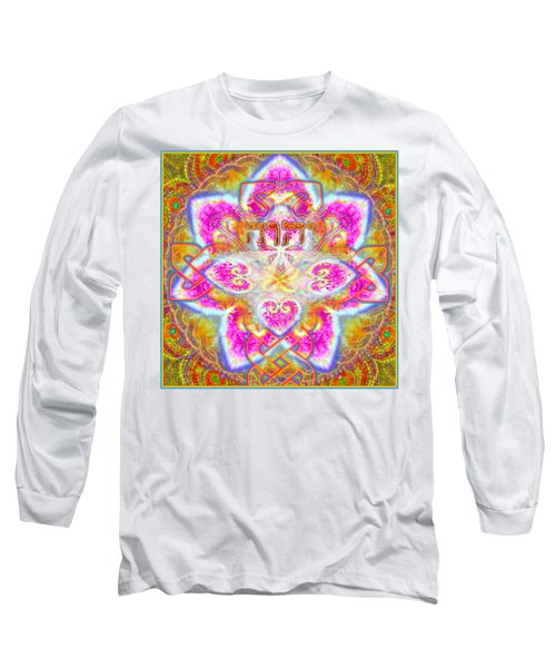 Yhwh 3 14 2014 Long Sleeve T-Shirt