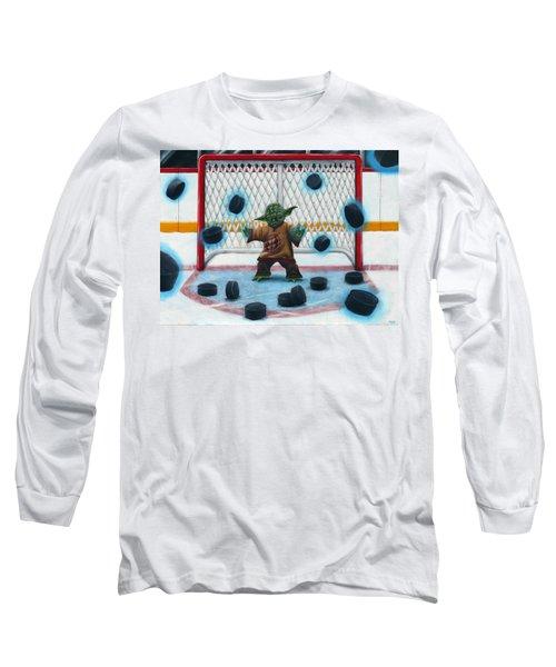 Yoda Saves Everything Long Sleeve T-Shirt