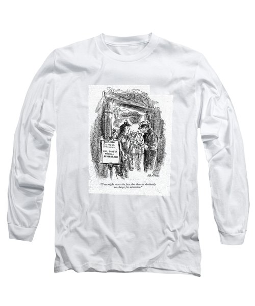 You Might Stress The Fact That Long Sleeve T-Shirt