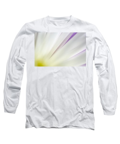 You Smiled...  And The Sun Came Out Long Sleeve T-Shirt