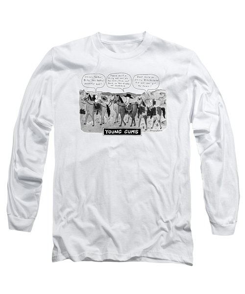 Young Gums Long Sleeve T-Shirt