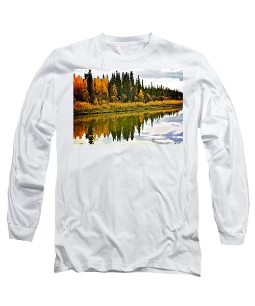 Yukon Autumn Long Sleeve T-Shirt