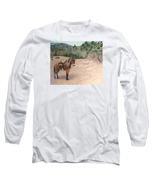 Zachary The Mule Long Sleeve T-Shirt