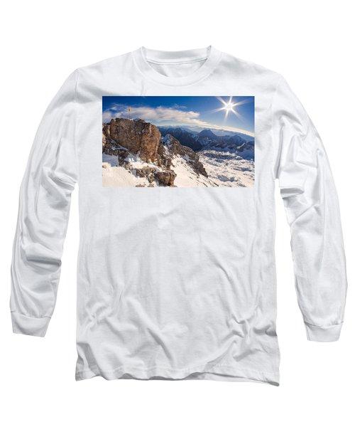 Zugspitze Summit Long Sleeve T-Shirt