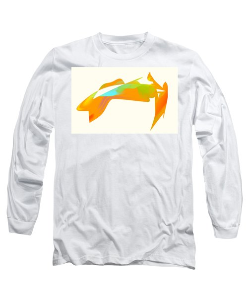 Falcon Pond Long Sleeve T-Shirt by Kevin McLaughlin