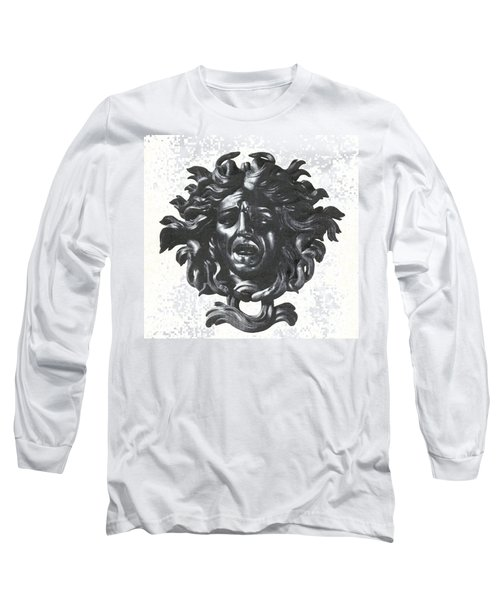 Medusa Head Long Sleeve T-Shirt by Photo Researchers