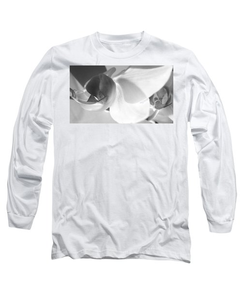 Orchid Long Sleeve T-Shirt by Kume Bryant