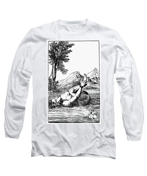 Ordeal By Water Long Sleeve T-Shirt