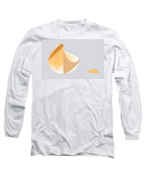 Snail Oracle Long Sleeve T-Shirt