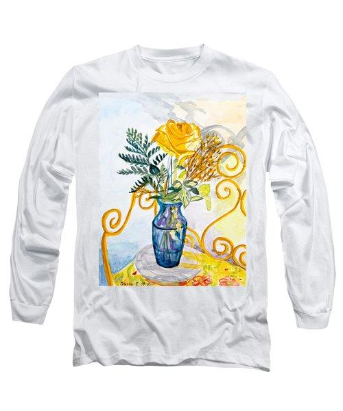 The Blue Vase Long Sleeve T-Shirt