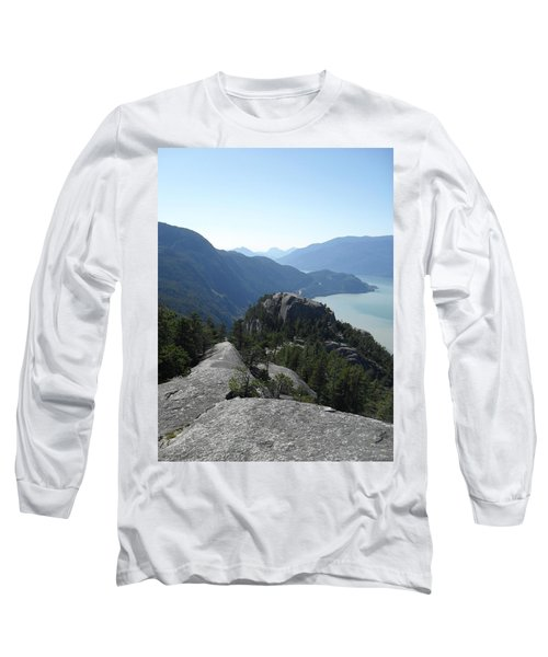 The Chief Long Sleeve T-Shirt by Michael Standen Smith