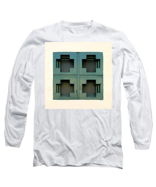 Windows Long Sleeve T-Shirt by Henrik Lehnerer