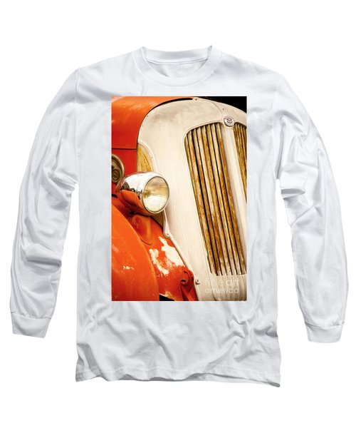 1940's Seagrave Fire Engine Long Sleeve T-Shirt