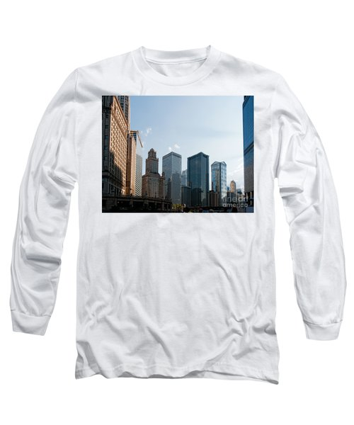 Chicago City Center Long Sleeve T-Shirt