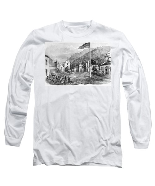 Harpers Ferry Insurrection, 1859 Long Sleeve T-Shirt