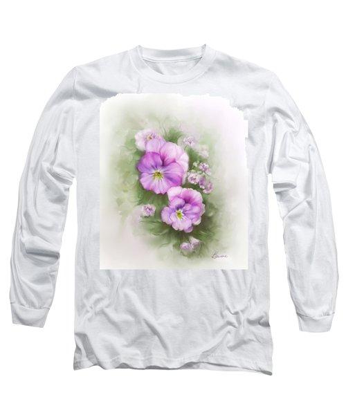 Viola Long Sleeve T-Shirt