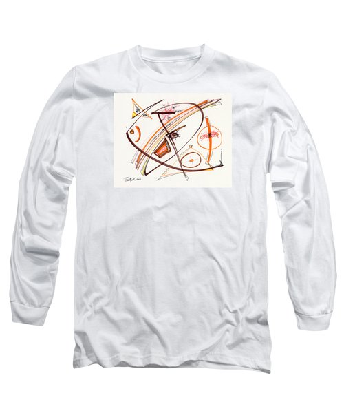 2012 Drawing #14 Long Sleeve T-Shirt