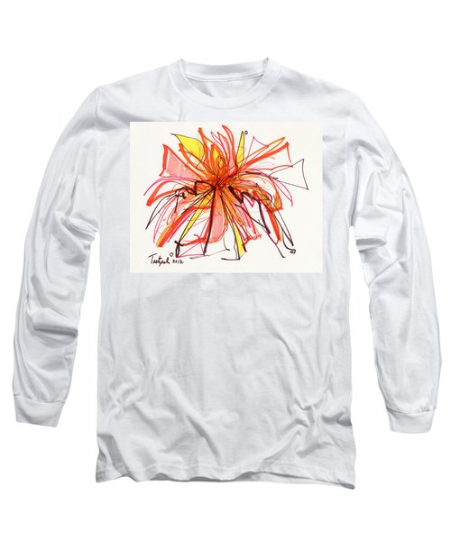2012 Drawing #15 Long Sleeve T-Shirt