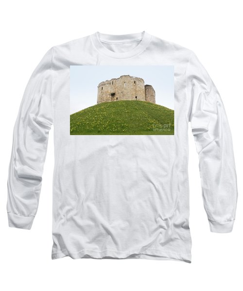 Scenes From The City Of York  Long Sleeve T-Shirt