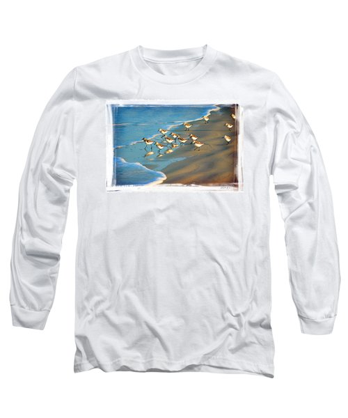 A Bevy Of Pipers Long Sleeve T-Shirt