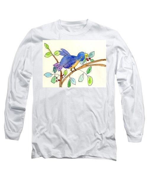 A Bird Long Sleeve T-Shirt