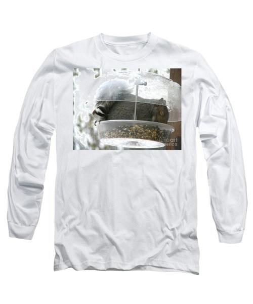 A Bit Crowded Long Sleeve T-Shirt by Rory Sagner