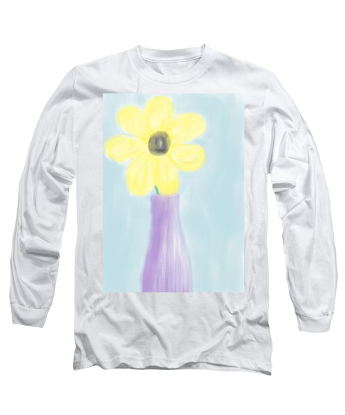 A Flower For Mo Long Sleeve T-Shirt