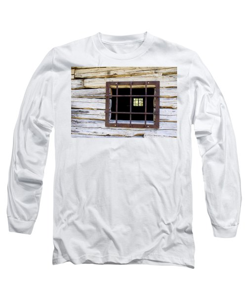 A Glimpse Into Another World Long Sleeve T-Shirt