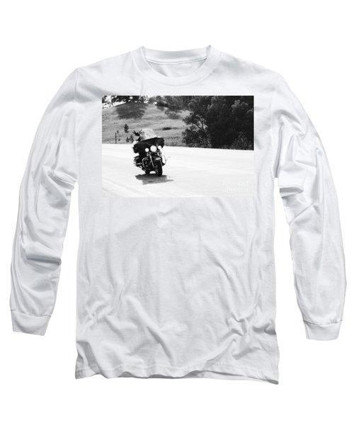 A Peaceful Ride Long Sleeve T-Shirt