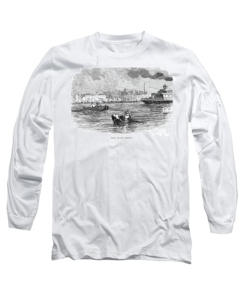 Alger: Ragged Dick Long Sleeve T-Shirt