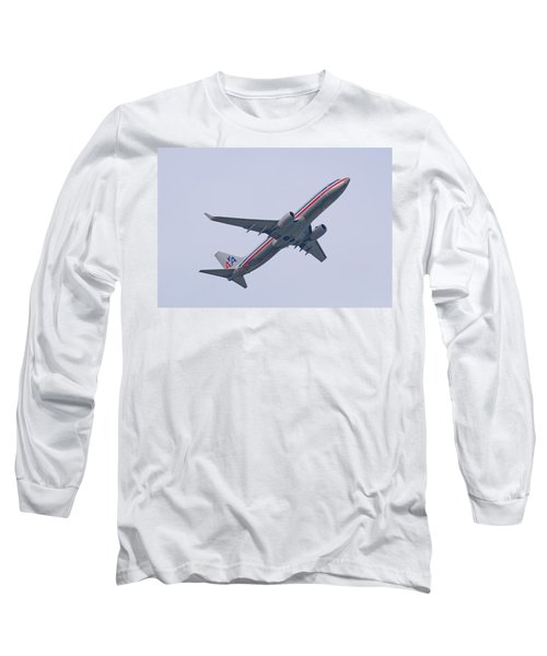American Airlines Long Sleeve T-Shirt